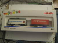"Marklin H0 4511 (95701) SBB CFF Wagen Set for ""Schweiz"" (Exclusiv for Toys""R""US)"
