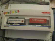 """Marklin H0 4511 (95701) SBB CFF Wagen Set for """"Schweiz"""" (Exclusiv for Toys""""R""""US)"""