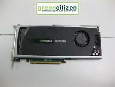 nVidia Quadro 4000 038XNM Dell 2GB GDDR5 PCI-E Graphics Card