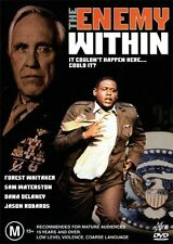 THE ENEMY WITHIN - FOREST WHITAKER - NEW & SEALED DVD FREE LOCAL POST
