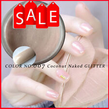 SUPER SHINE Dipping Powder Nail Acrylic Coconut Naked GLITTER Color System 56.5g