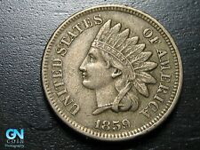 1859 Indian Head Cent Penny  --  MAKE US AN OFFER!  #B8540