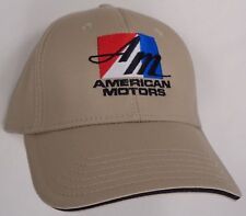 Hat Cap American Motors AMC Tan H233