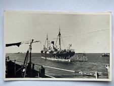 REGIA MARINA nave ship Rio Grande 1939 Crociera oceanica  2