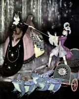 ART BY EDMUND DULAC 1916 8X10 ART PRINT 28012005128