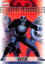 HAVOK / 2013 Marvel Now! (Upper Deck 2014) BASE Trading Card #35