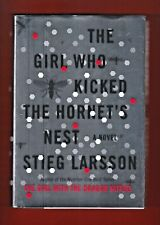 The Millennium Trilogy: The Girl Who Kicked the Hornet's Nest by Stieg Larsson
