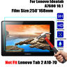 For Lenovo A10-70 A7600 2014 Premium Tempered Glass Screen Protector Tablet 10.1