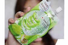 Aloe Vera 99.5% Smooto Aloe-E Snail Bright Gel Soothing Moisture  (50ml.)