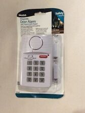 Westek Magnetic Door Alarm With Programmable Keypad