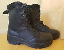 MAGNUM PROTECTOR ST MENS ARMY PATROL STEEL TOES BOOTS SIZE UK 7