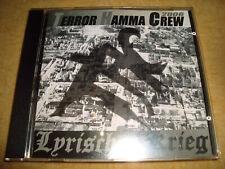TERROR HAMMA CREW (THC) - Lyrischer Krieg