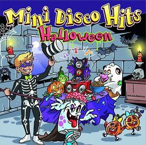 MINI DISCO HITS-HALLOWEEN  CD NEUF