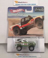 Custom Ford Bronco * Hot Wheels Racing OFFROAD * A1