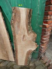 N3 NUSSBAUM WALNUSS 119x48 Holz Bohle Brett WaschTisch Platte Rustikal Nuss Bank