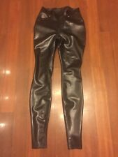 Bidding Latex Rubber Gummi Female Jeans Legging pants trousers 0.7mm sexy suit