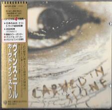 VINCE NEIL Carved In Stone  (+2 Bonus Track ) JAPAN CD OBI / Mötley Crüe / Keel