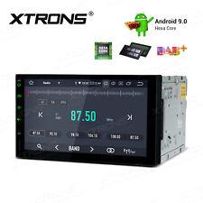 "Android 9.0 7"" HEXA-Core 4+64GB ROM Car Stereo Radio GPS HDMI 4K/DAB+/OBD2"