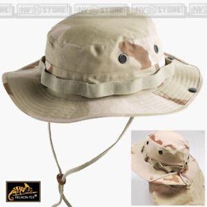 Boonie Hat HELIKON-TEX Cappello Jungle Militare Softair Caccia Cap Desert US