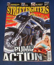STREETFIGHTERS MAGAZINE MAY 2003 - PUMP ACTION