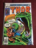 The Mighty Thor #273 Marvel Comics 1978 Bronze Age UNREAD