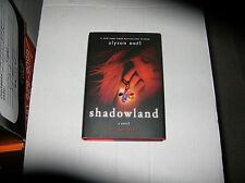 Shadowland by Alyson Noel (2009) SIGNED 1st/1st