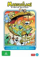 Marsupilami - A Tail Of Two Cities (DVD, 2012, 2-Disc Set)-REGION 4-Free postage
