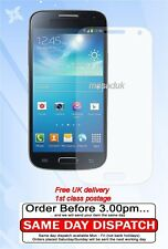 LCD Screen Protector For Galaxy S4 i9500 FILM ultra clear 1st class Royal mail