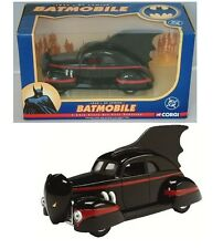 BATMAN : Batmobile : 1940's DC COMICS VERSION DIECAST MODEL (XP)