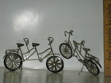 051A Wire Model Tandem (Bicycle Built for Two)