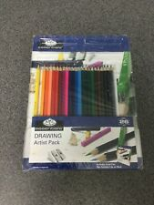 Royal LangNickel Essentials Drawing Artist Pack M18E