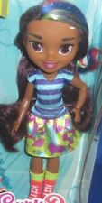 NICKELODEON SUNNY DAY BRUSH & STYLE 10 INCH ROX COLLECTOR DOLL, NEW