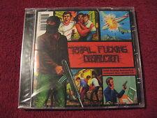 TOTAL FUCKING DESTRUCTION Compact Disc Version 1.0 CD Brutal Truth grind