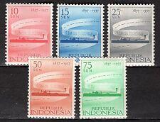 Indonesia - 1957 Telegraph centenary - Mi. 196-00 MNH