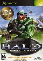 Halo: Combat Evolved - Original Xbox Game
