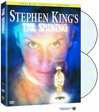 The Shining (Stephen King Steven Weber) Region 4 New DVD