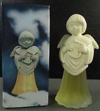 Vintage NIB Avon Angel Song Lyre Charisma Cologne Women's Perfume 1 oz Splash