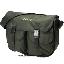 Leeda Rover Bag - Traditional style roving fishing bag