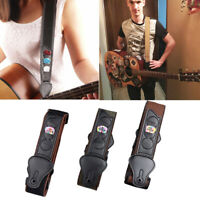 Adjustable Electric Guitar Strap Belt for Acoustic Guitar Bass Accessories 5cm