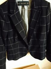 Plus Size Checked Blazers for Women