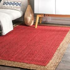 Modern Plain Area Rug Contemporary Large Small Rectangle Carpet Design Style