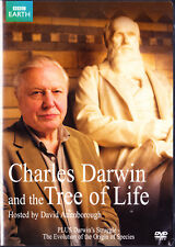 Charles Darwin and the Tree of Life (DVD, 2009) New
