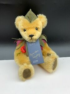Hermann Teddy Bear Joyce Ann Haughey 8 5/16in Limited Unrecorded