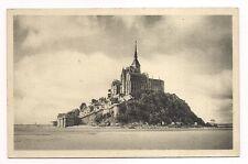 le mont-saint-michel , face nord-est -