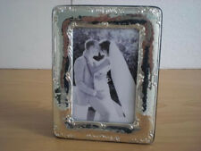 WEDDING GIFT Sterling Silver Photo Picture Frame Handmade *nuova/ 9×13 GB new