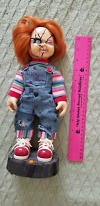 Bride Of Chucky Motion Activated Animated Doll Figure 2007 Talks Excellent Condi