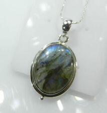 Labradorite Fine Silver Jewellery