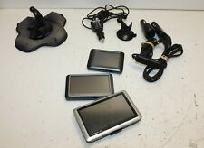 Lot of 3 Garmin GPS In-Car Units - Nuvi 260W/265/1450 Tested/Works Bundle #6