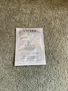 Vichy Idealia Life Serum 1.5ml New All Skin Types
