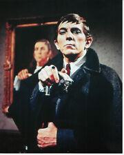 Dark Shadows Tv Barnabas Collins And Portrait 8X10 Color Photo